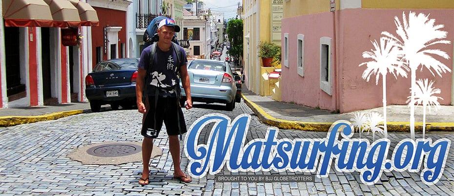 bjj matsurfing