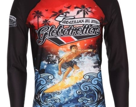 Rashguards, T-shirts & Shorts