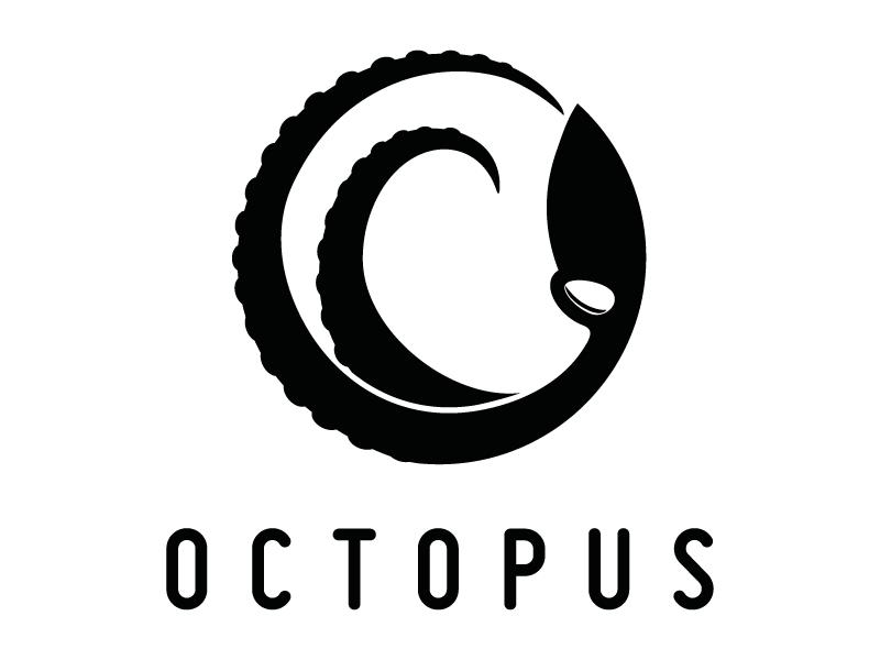 BJJ Globetrotters   Octopus Łódź Octopus Symbol