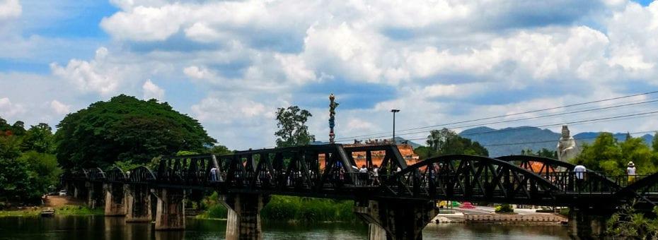 Kanchanaburi Death Bridge