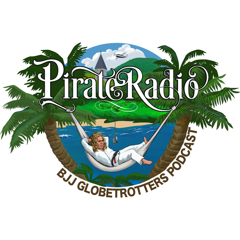 BJJ Globetrotters Pirate Radio Podcast